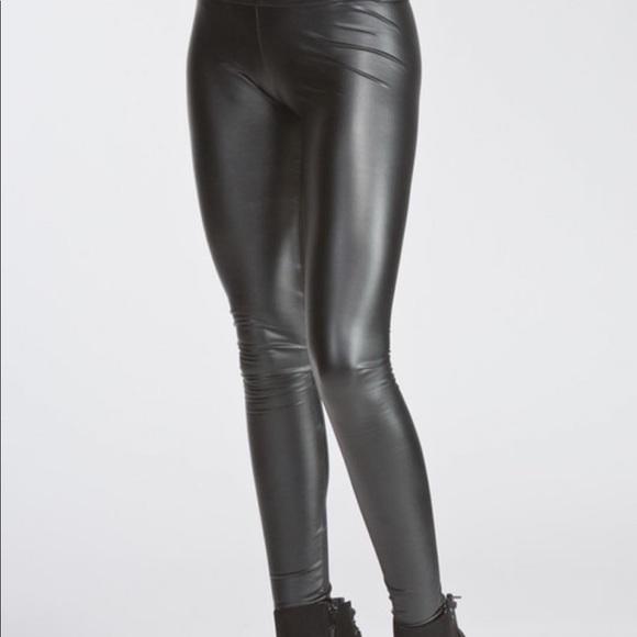 f7a2ea7c1b12cf Cherish Pants | Pleather Leggings | Poshmark